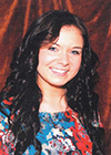 Hannah Garhofer, Miss Clatsop County's Outstanding Teen 2013