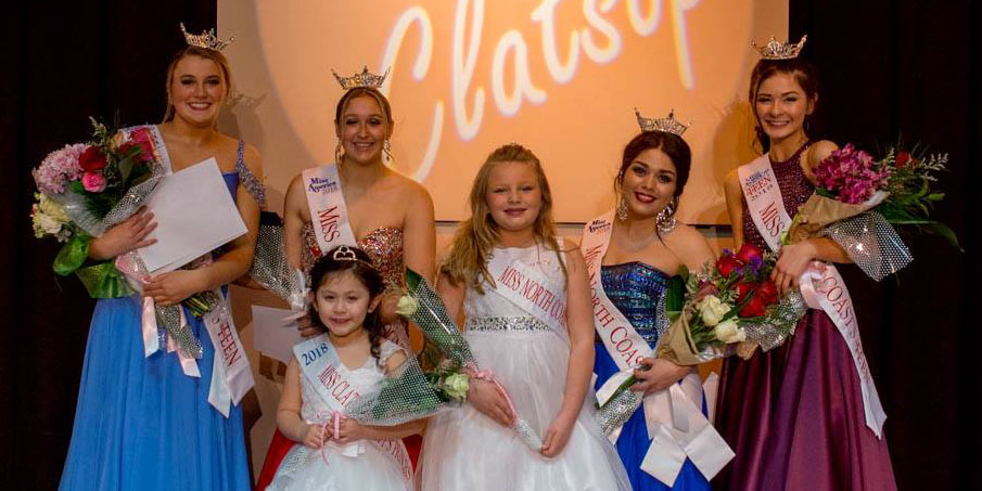 2018 Miss Clatsop County Scholarship Pageant